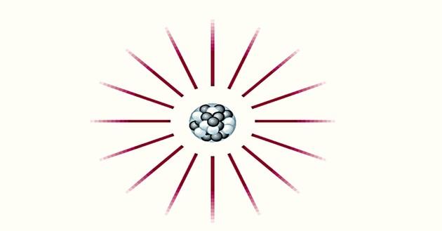 partícula gama