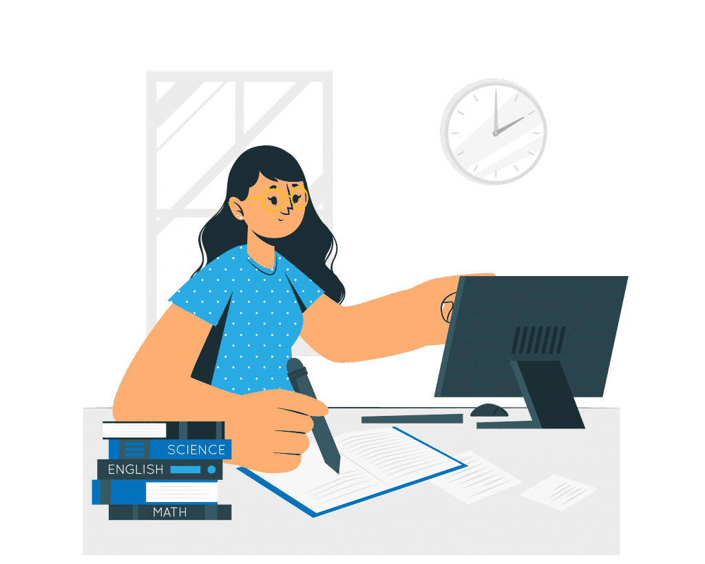 Quais são o benefícios de um cronograma de estudo adaptativos