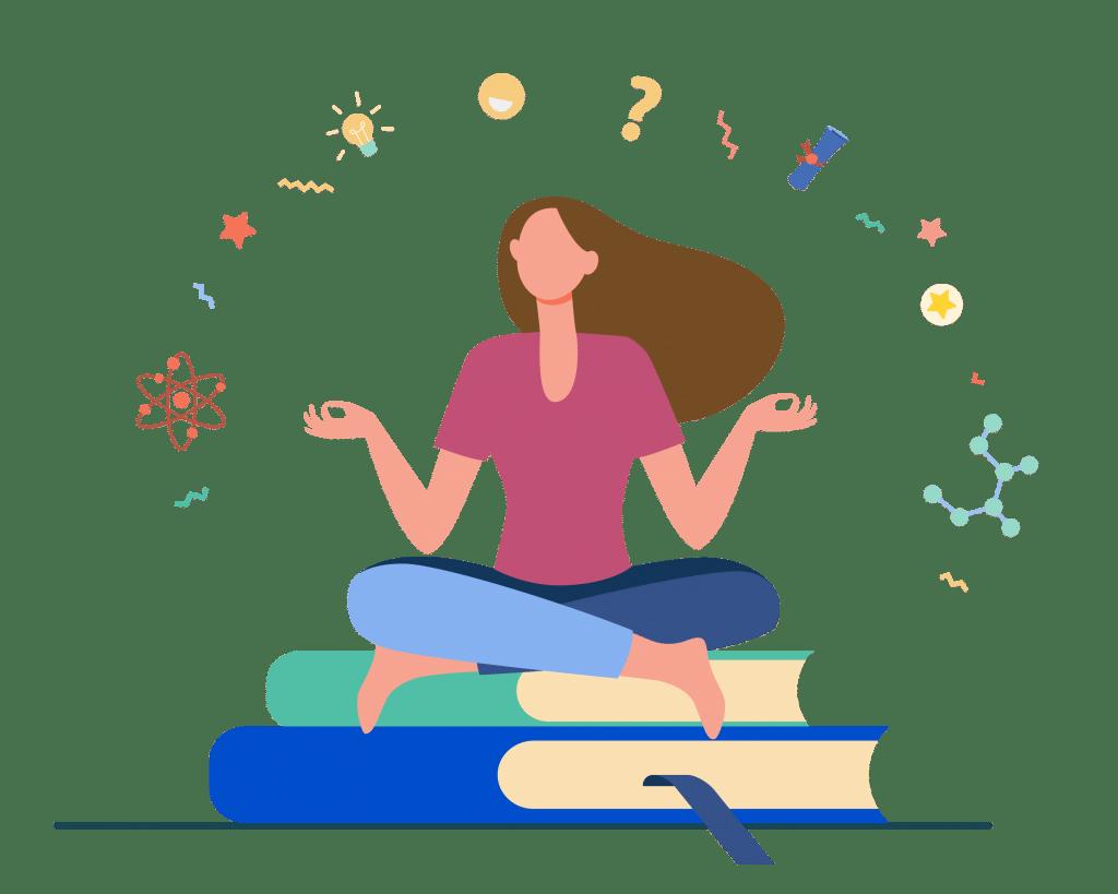 estudar sozinho para medicina e manter a saúde mental?