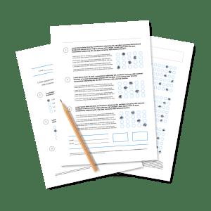 lista de exercicios enem 2021 em PDF